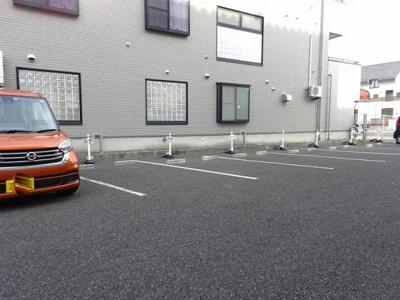 【駐車場】プチメゾンS