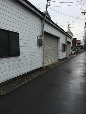 【外観】八尾市上尾町5丁目 倉庫
