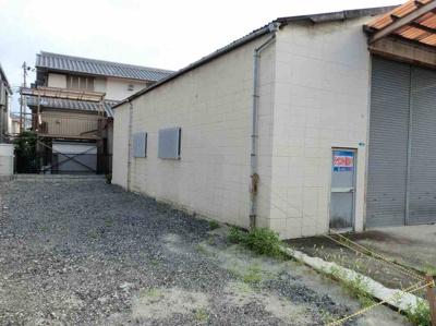 【外観】今川貸倉庫 約43坪