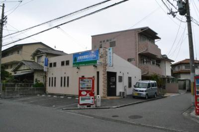 【外観】百舌鳥梅町 駐車場4台付店舗・事務所