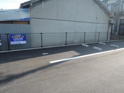 【駐車場】レオネクストクラムⅡ月極駐車場