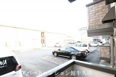 【展望】シャルマンA(高野台)