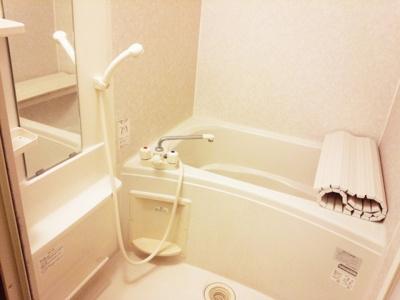 【浴室】パークアレイ武庫川(鳴尾駅・武庫川女子大)