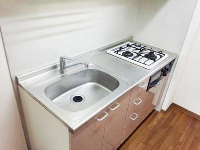パークアレイ武庫川のキッチンです