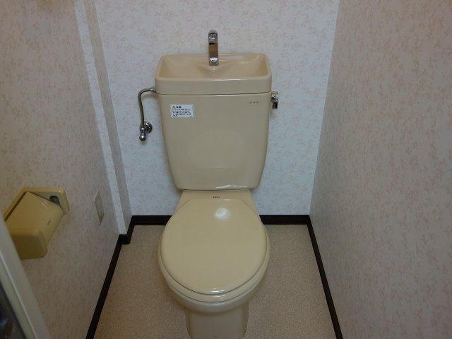 【トイレ】ハイツブリックス