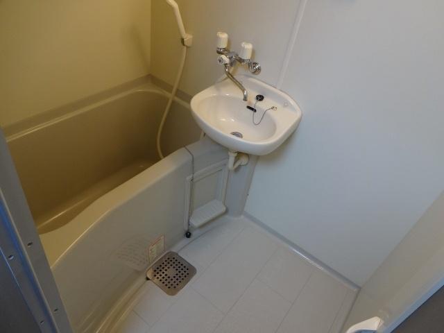 【浴室】ハイツブリックス