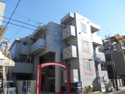 鉄筋コンクリート造の建物です。