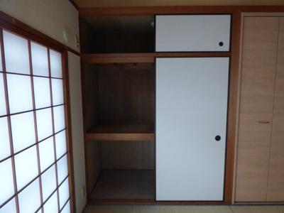 【収納】ロイヤル九河