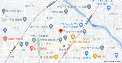 【地図】レジデンス池上