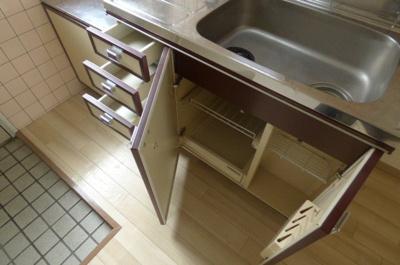 【キッチン】ラ・シャンブル