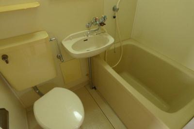 【浴室】ラ・シャンブル