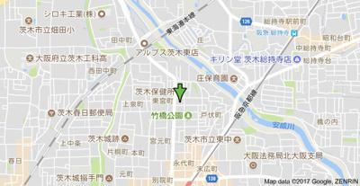 【地図】八雲荘