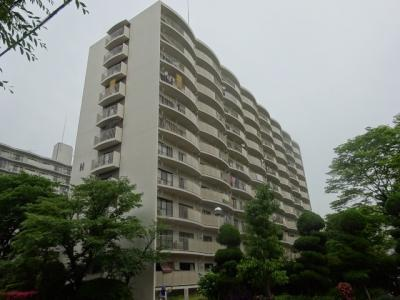 【外観】南茨木駅前ハイタウンF棟