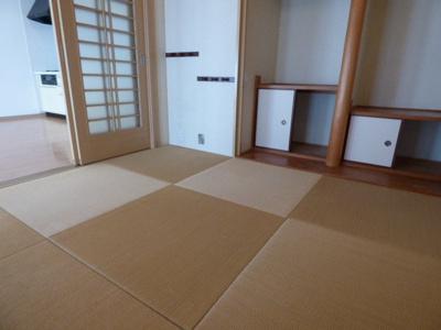 【和室】南茨木駅前ハイタウンK棟