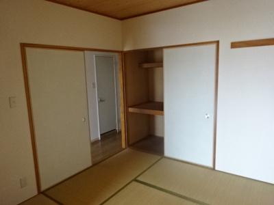 【和室】マウントビュー西田中