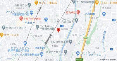 【地図】ヘルト・シュトラーセ