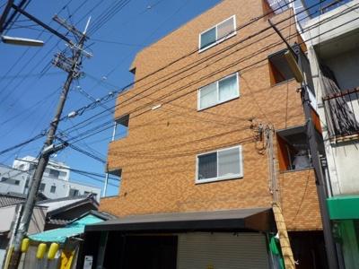 【エントランス】本町8番館