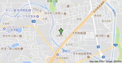 【地図】フォーチュンⅠ