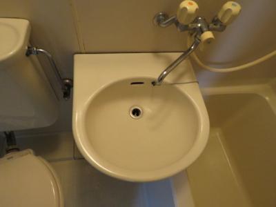 【洗面所】フローラルハイツ