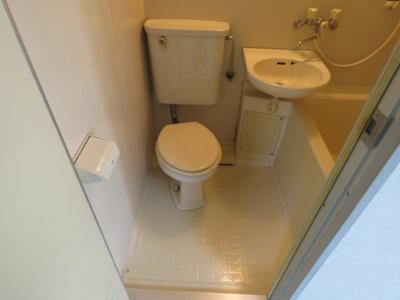 【トイレ】フローラルハイツ