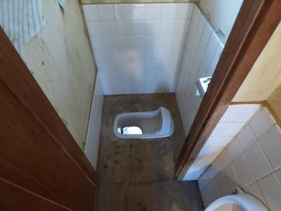 【トイレ】東福井平屋