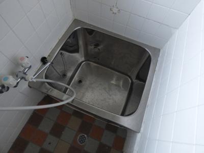 【浴室】東福井平屋