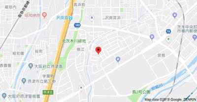 【地図】パル・グレース島Ⅰ