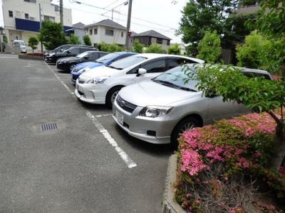 【駐車場】ファミール若園