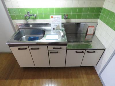 【キッチン】ピットイン稲葉