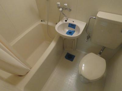 【浴室】ピットイン稲葉