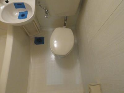 【トイレ】ピットイン稲葉