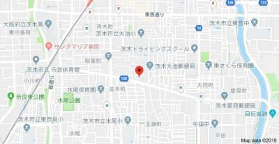 【地図】ハイツピジョン