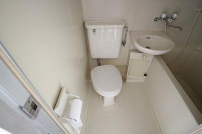 【トイレ】ハイツピジョン