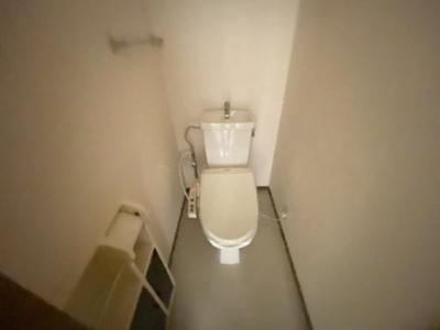 【トイレ】ハイツリバーサイド
