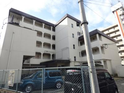 【外観】第3マンション南茨木