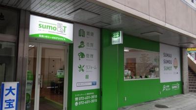 【展望】第3マンション南茨木