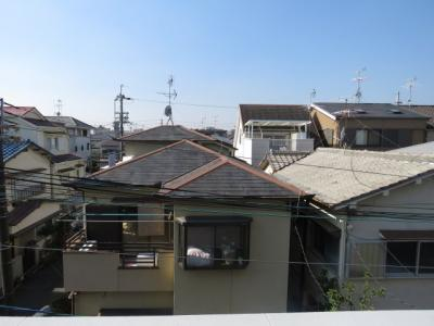 【展望】園田町岡本テラスA