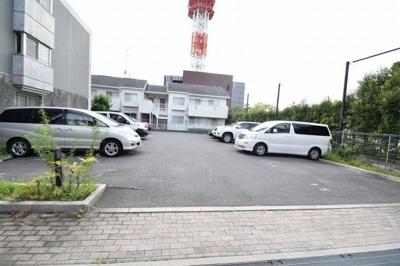 【駐車場】ジャルダン平田