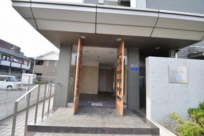 【エントランス】ジャルダン平田