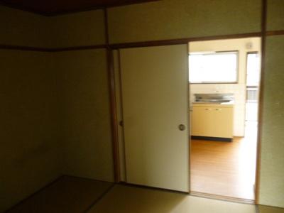 【寝室】清和マンション