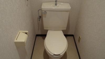 【トイレ】ジュネスフレアⅡ