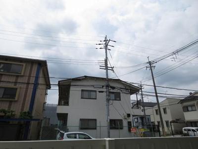 【展望】サンビレッジ鮎川A棟