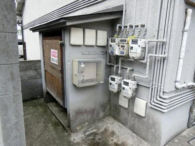 【その他共用部分】川本5戸1平屋
