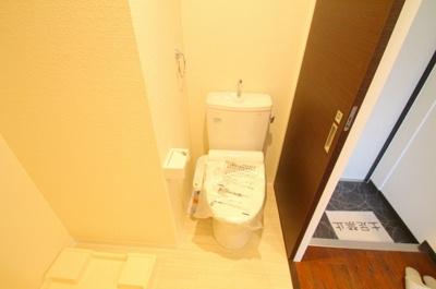 【トイレ】パークヒルズ都島ノーブル