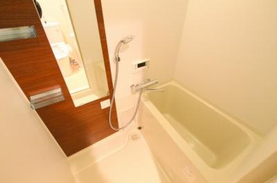 【浴室】パークヒルズ都島ノーブル