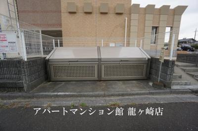 【玄関】ルーチェ・デル・ソーレ