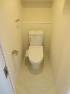 【トイレ】ドゥーエ立売堀