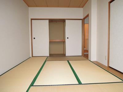 【和室】ハイツリヴァアベニュー