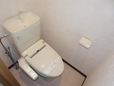 【トイレ】レスポワル新町