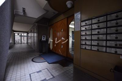【エントランス】ラフィネ小石川